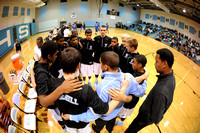 Warhill varsity vs York 12-5-14