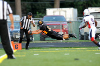 Tabb varsity vs Denbigh 8-29-13