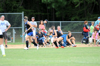 York varsity field hockey vs Walsingham